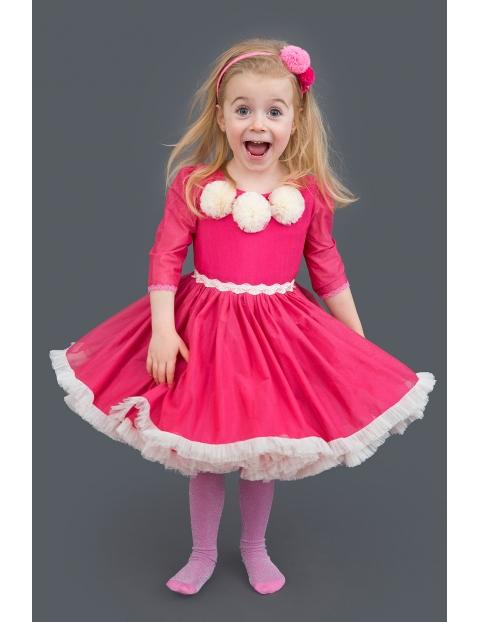 Rochita Pink Pompon Roz