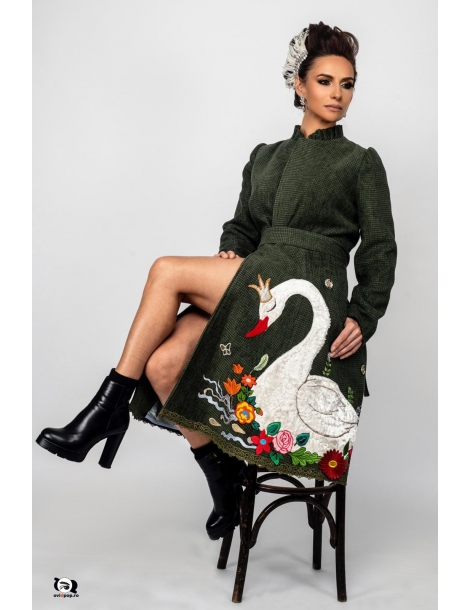 Palton Verde Inchis